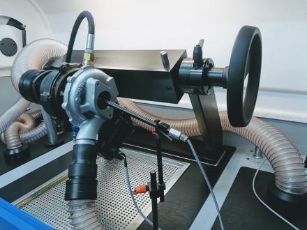 Turbocharger calibration